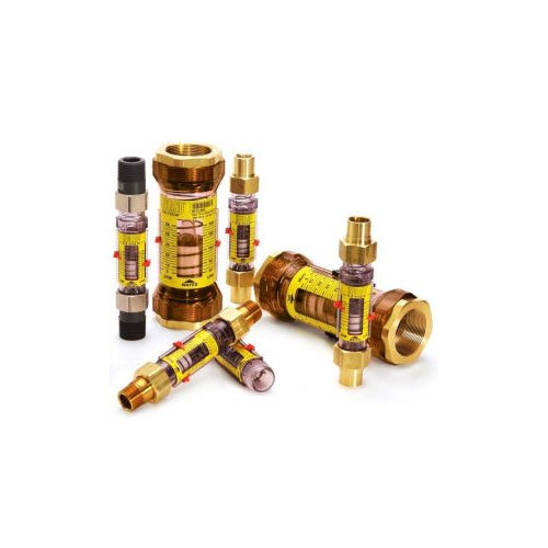 Hedland Flow Meters (Badger Meter Inc) H626-004 - Flow Rate Hydraulic Flow Meter - 4 gpm Max Flow Rate, 1/2 NPTF in Port Size