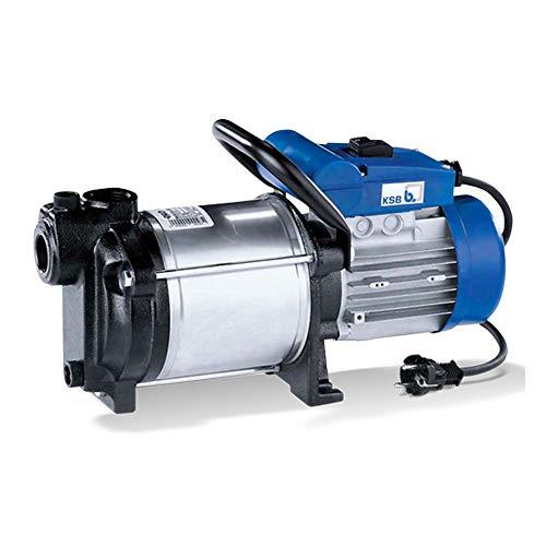 KSB Wasserpumpe MultiEco33P 0,55 kW, tragbar bis 3 m³/h, einphasig, 220 V