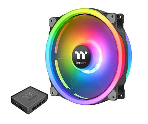 Thermaltake Riing Trio 20 RGB Case Fan TT Premium Edition