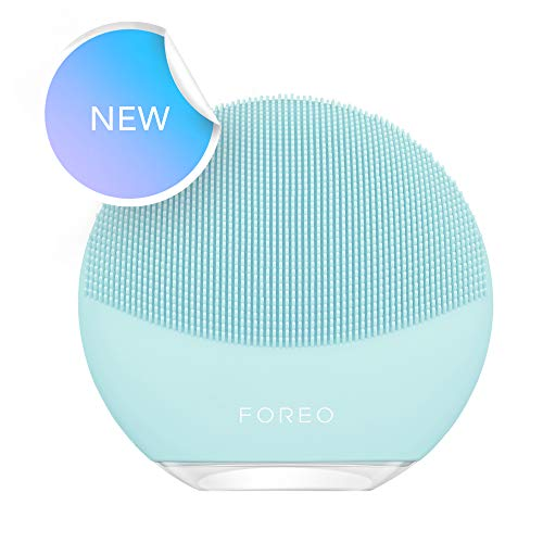 Foreo - Dispositivo Eléctrico De Limpieza Facial Luna Mini 3 Mint Todo Tipo De Piel Foreo