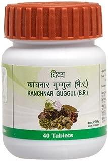 5 x Patanjali Kanchnar Guggul 40 Tablets Pack of 5