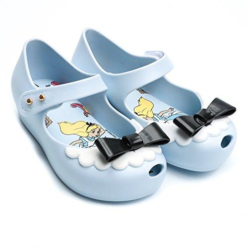 Melissa Shoes Mini Alice Ultragirl 19/20 Sky Bow