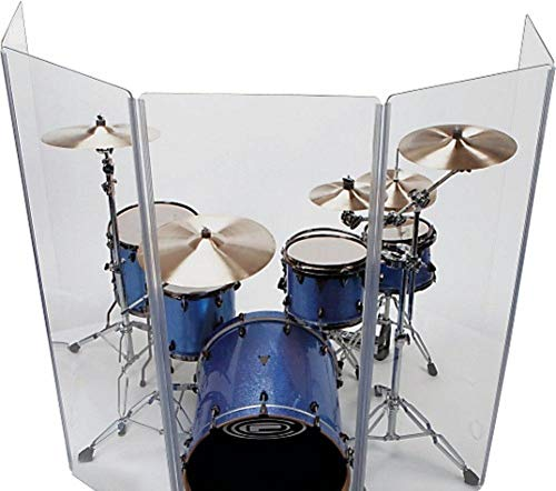 Pennzoni Display Drum Shield DS65