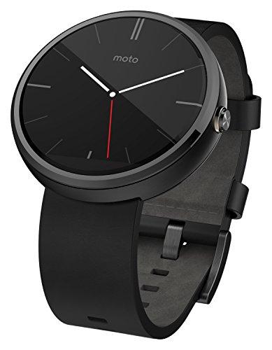 Motorola Moto 360 Smartwatch (Black)