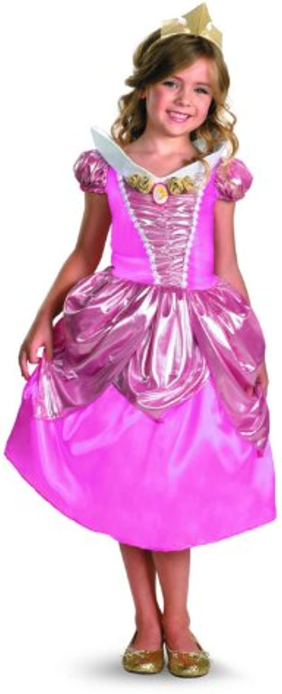 Aurora Shimmer Deluxe Costume Girls Medium 78 (1 per package)