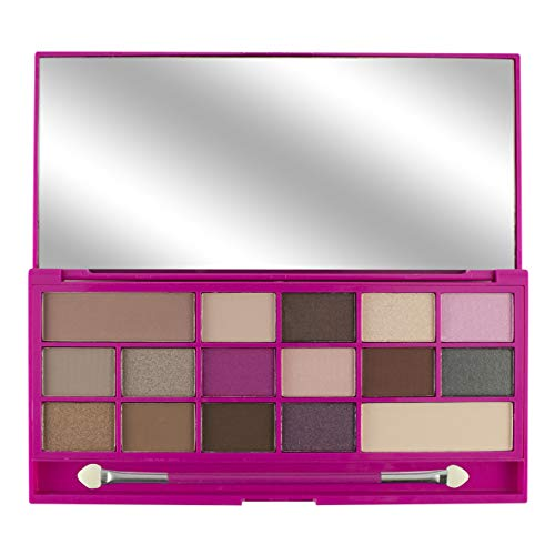 Makeup Revolution London Makeup Revolution I Heart Makeup Palette di ombretti – Chocolate Love