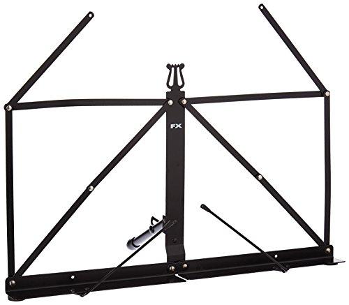 FX F900701 - Atril, color negro