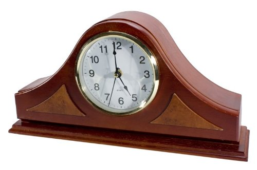 Great Price! KJB SECURITY PRODUCTS SG Home SG1570WF Shield Mantle Clock Wi-Fi