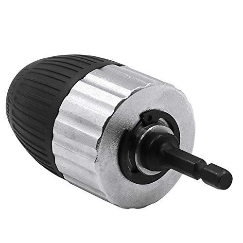 BianchiPatricia 1.5-13mm Electric Hammer Keyless Drill Chucks Drill Keyless Chuck 3/8