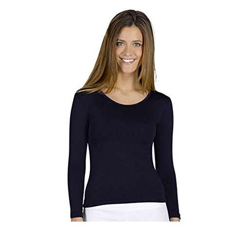 YSABEL MORA 430-70002-MARINO-M - Camiseta TERMICA Mujer Color: Marino Talla: Medium