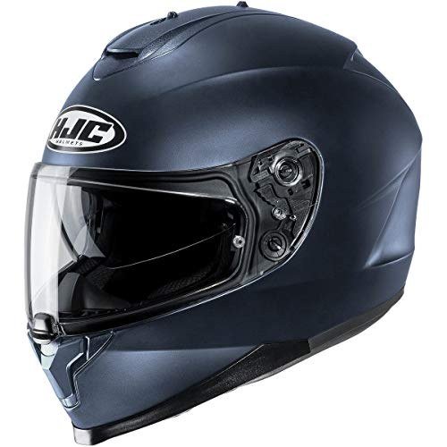 HJC Helmets C70 Helmet (Medium) (SEMI-Flat Anthracite)