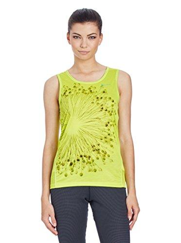 Odlo Sportswear Singlet Crew Neck Originals Light Trend, citron vert