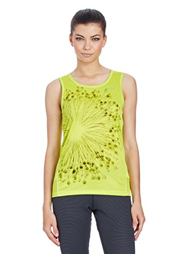 Odlo Sportswear Singlet Crew Neck Originals Light Trend, citron vert
