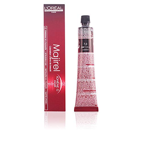 L'Oréal Professionnel Majirel Ionène G Coloración Crema 7.0 Tinte - 50 ml
