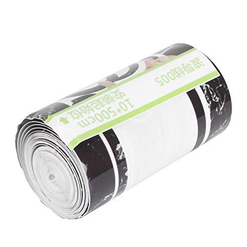 Salaty Adorno de Borde de Pared, patrón Especial Adhesivo de Borde de Pared Duradero con Alta adhesividad para zócalo para Borde de Pared