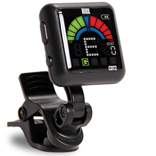 So There Rechargeable Clip-on Tuner