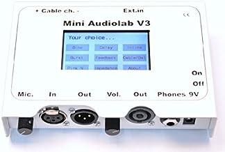 Axel Joost Elektronik Mini Audio Lab V3 マルチプル測定ツールボックス