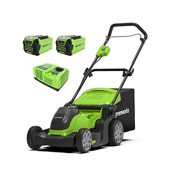 Greenworks Battery Powered Lawnmower