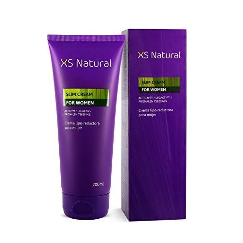 XS Natural Fettereduzieren De Creme Für Frauen