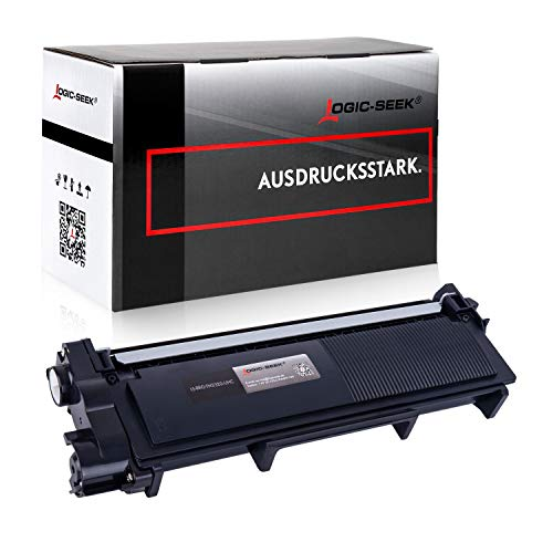 Logic-Seek Toner kompatibel für Brother TN-2320 XXL HL-L2340DW HL-L2360DN DCP-2500 2520 2540 2560 2700 Series D DW DN HL-2300 2320 2365 2380 Series D DW DN MFC-2700 2703 2720 2740 Series DW CW