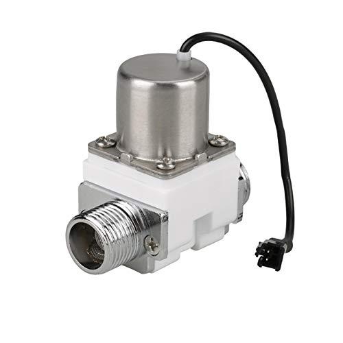 Válvula de agua, válvula solenoide eléctrica de 4,5 V, válvula solenoide de...