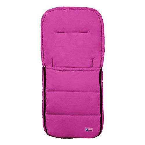 AltaBeBe, AL220016 Sommerfußsack für alle gängigen Sportwagen Buggys und Jogger, pink