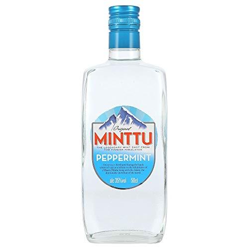 Minttu Peppermint 0,5 Liter 35% Vol.