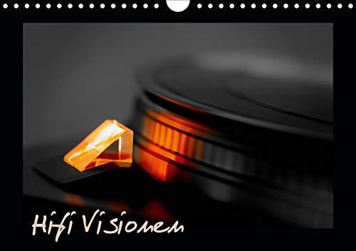 Hifi Visionen (Wandkalender 2021 DIN A4 quer)