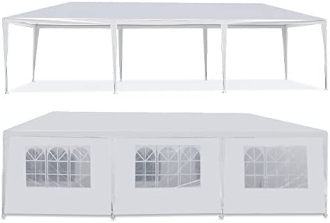 Saturnpower 10'x30' White Outdoor Wedding Camping She All items free shipping Party Tent Popular popular