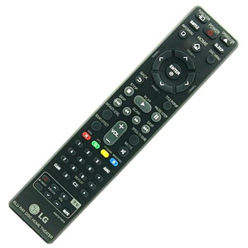 Mando Distancia Original LG AKB73775819 Home Cinema, DVD, Blue-Ray