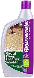 aqua mix grout deep clean