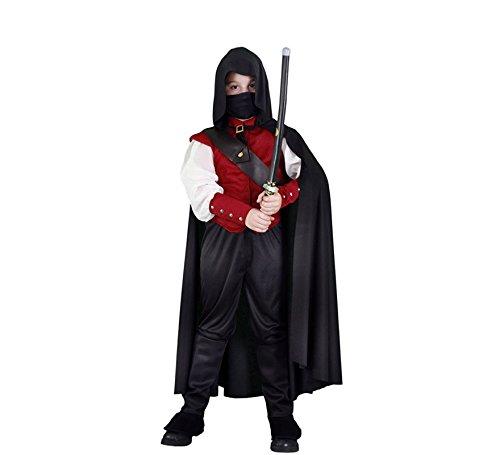 Disfraz de Halcón Rojo para niños en varias tallas