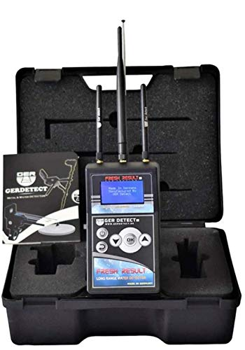 Affordable GER Detect Fresh Result-1 Underground Water Locator, Long Range Deep Water Detector, Grou...