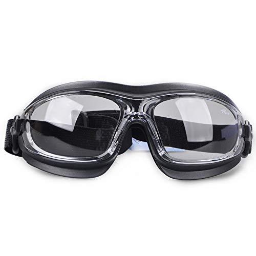 SunAll Gafas de protección lente PC gafas for polvo Ácido viento aerosol choque, prueba del desgaste de los anteojos sobre soldadura de protección resistentes a la arena del ojo de vidrios