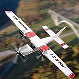 HBBOOI RC Avion RC 2.4Ghz Avion 2 Canaux Avion Planeur Avion Avion RC avec 3 Axes Gyro PPE Glider Jouets for Les débutants Facile à Fly