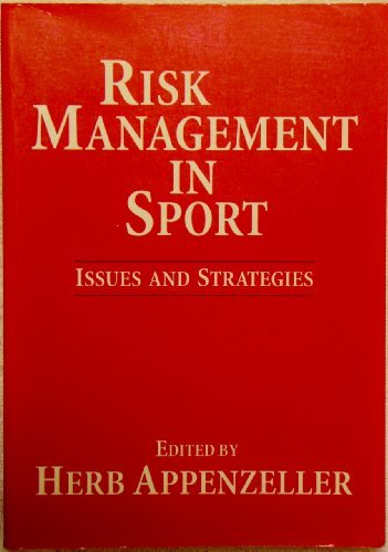 Risk Management in Sport: Issues and Strategies