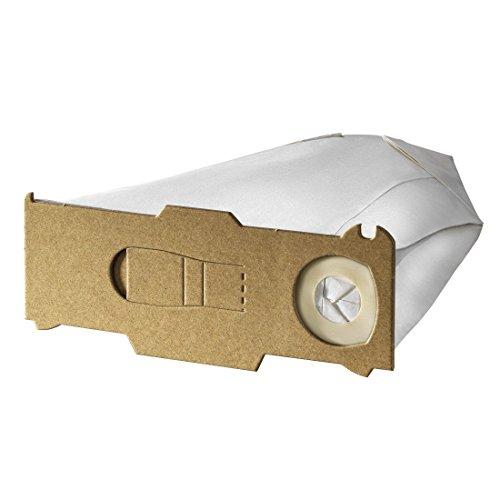 Xavax 5 Staubsaugerbeutel Papier, Vorwerk VK 130-131, VO 03