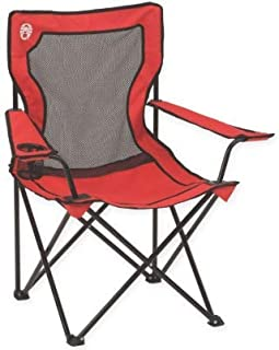 Coleman Broadband Mesh Quad Camping Chair (Set of 2)