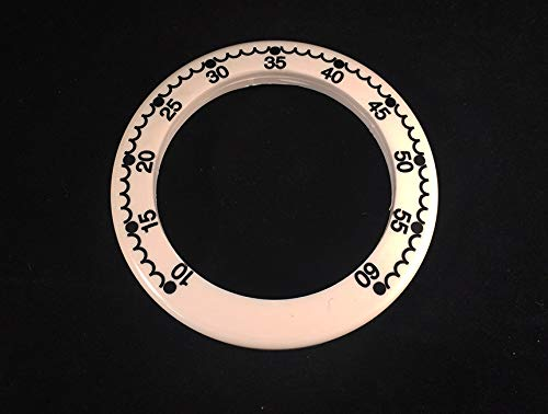 Stella Ricambio quadrante per Isomix a Incasso plastica Bianca 016-31B