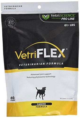 VetriScience Vetri-Flex Chews for Dogs over 60...