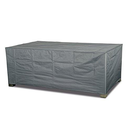 Gartenpirat Housse/Bâche de Protection de qualité supérieure pour Table de Jardin en rotin 170 x 100 x 71 cm de