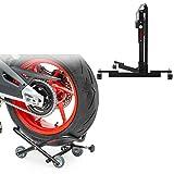 Cavalletto Centrale per Benelli TnT 1130 Cafe Racer 04-12 + montaggio pneumatici