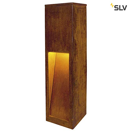 SLV Rusty Slot 50 - Luminaria pie Exterior 11w oxido Hierro