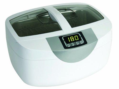 Velleman VTUSC3 170W Color blanco equiposde limpieza por ultrasonido - Equipo de limpieza por ultrasonido (220-240, 50-60, 290 x 225 x 180 mm)