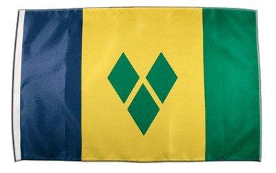 Digni® Drapeau Saint Vincent et Les Grenadines 30 x 45 cm