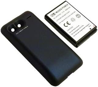 NEW MUGEN 3600mAh XL EXTENDED BATTERY + DOOR COVER FOR SPRINT HTC EVO SHIFT 4G