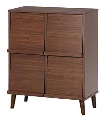 家具選び フラップ収納 不二貿易VSアイリスオーヤマ 「フラップラック」 18
