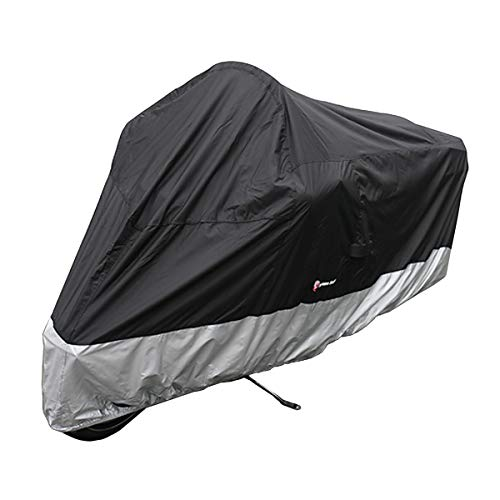 Formosa Covers Deluxe All Season Motorcycle Cover (XXL)...
