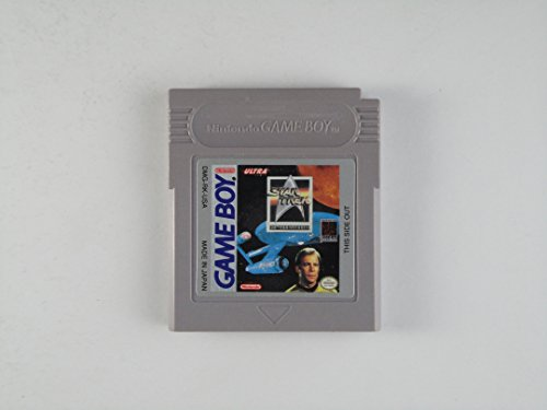 Star Trek 25th Anniversary - Game Boy