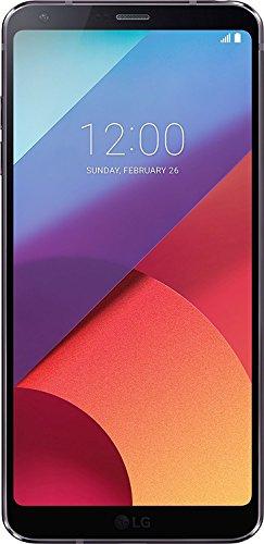 LG Mobile G6Smartphone 14,5cm (5,7pulgadas) pantalla QHD Plus Full Vision, 32GB de memoria, Android 7.0) Negro
